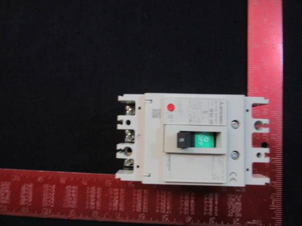 MITSUBISHI ELECTRIC CORP NF63-SW MOLDED CASE CIRCUIT BREAKER