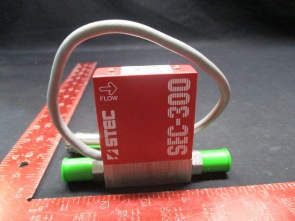 HOREBIA/STEC SEC-310-N1 MASS FLOW CONTROLLER GAS: H2 FLOW RATE: 5 CCM