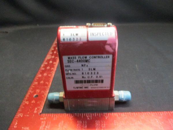 HOREBIA/STEC SEC-4400MC-NF3-1SLM FLOW RATE: 1SLM