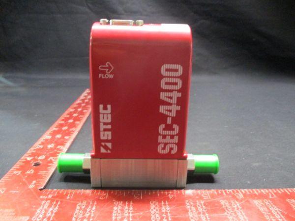 HOREBIA/STEC SEC-4400SP-MO MASS FLOW CONTROLLER GAS; BF3 FLOW RATE: 5 SCCM