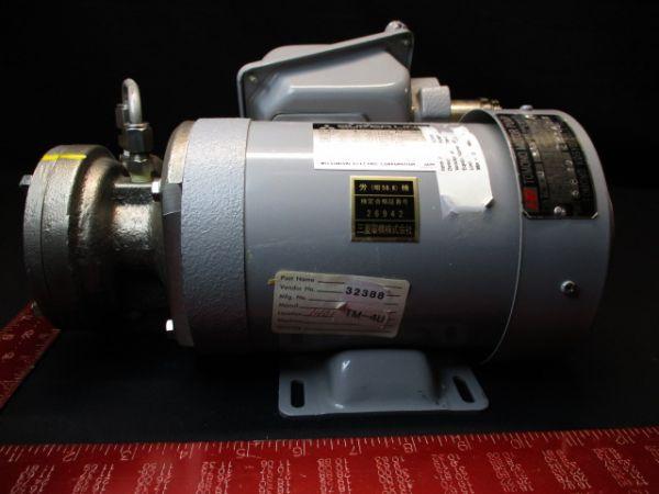 NEC ELECTRONICS AMERICA INC TM-4U TSURUMI PUMP, AF-SERF TM-4U RET/CLEANER