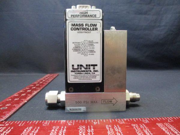 Applied Materials (AMAT) 3030-02324 UNIT INSTRUMENTS UFC-1100A-3SLM-HE UNIT