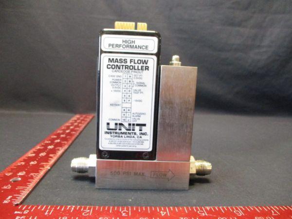 Applied Materials (AMAT) 0225-30998 UNIT INSTRUMENTS UFC-1100A-50SCCM-NH3 UNIT