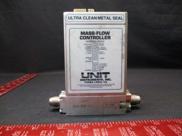 UNIT INSTRUMENTS UFC-1660-100SCCM-CL2 Unit, MFC CL2 100 SCCM