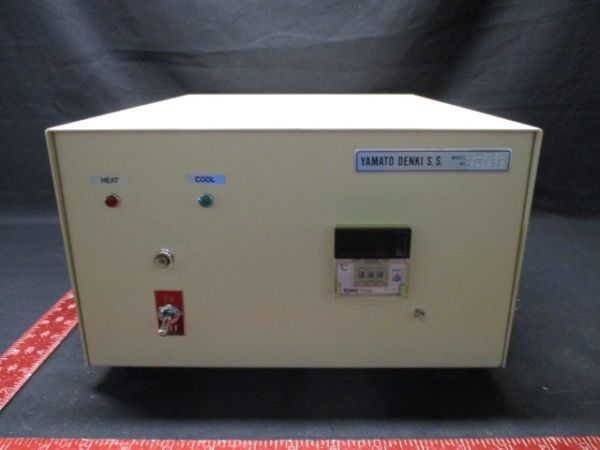 YAMATO ELECTRIC WORKS INC VC-803A HEAT EXCHANGER