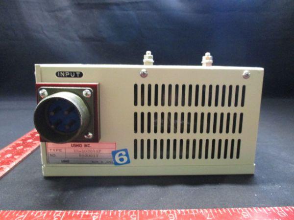 NIKON KBB00633-502 USHIO XS-10204AF POWER SUPPLY, MAIN ILLUMINTAOR