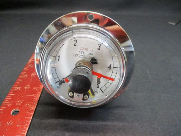 DAI NIPPON SCREEN (DNS) 0-39-12239   GAUGE, PRESSURE LOWER LIMIT CONTACT
