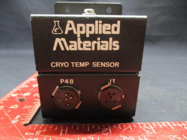 Applied Materials (AMAT) 0010-00148   CRYO TEMPERATURE SENSOR ENCLOSURE ASSEMBLY
