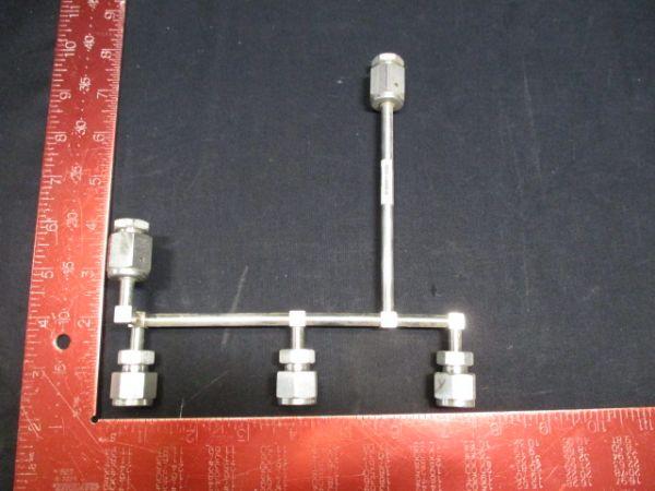 Applied Materials (AMAT) 0050-10096   GAS LINE, WELDMENT