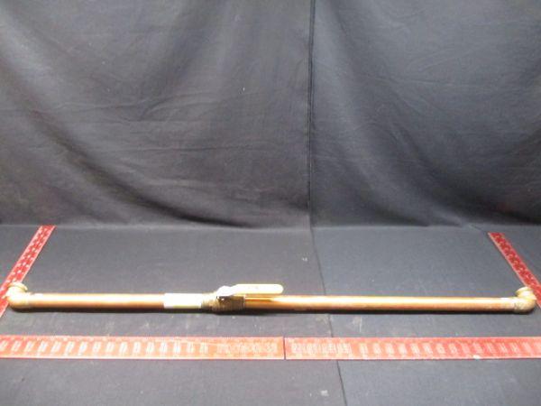 Applied Materials (AMAT) 0050-13148   WELDMENT, VALVE , PART HAS A LEAK (IN PH)