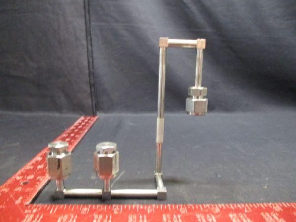 Applied Materials (AMAT) 0050-18717   GAS LINE, WELDMENT
