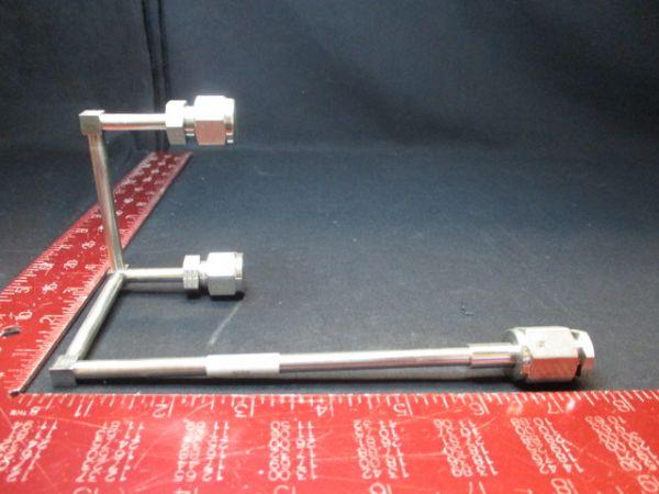 Applied Materials (AMAT) 0050-21304   GAS LINE, WELDMENT