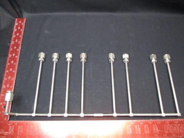 Applied Materials (AMAT) 0050-26363   GAS LINE, WELDMENT