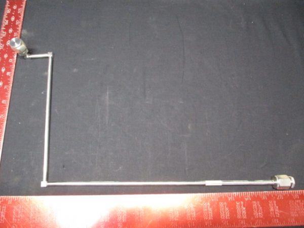 Applied Materials (AMAT) 0050-34782   GAS LINE, WELDMENT