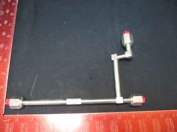 Applied Materials (AMAT) 0050-42860   GAS LINE, WELDMENT