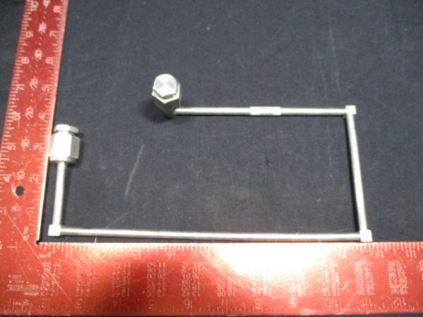Applied Materials (AMAT) 0050-43205   GAS LINE, WELDMENT
