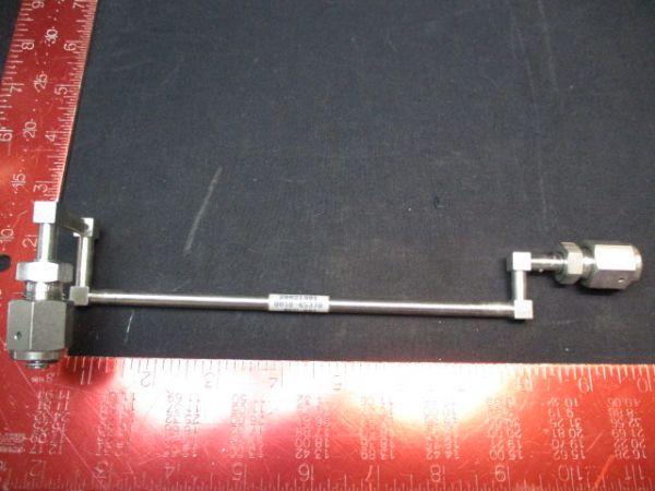 Applied Materials (AMAT) 0050-45370   GAS LINE, WELDMENT
