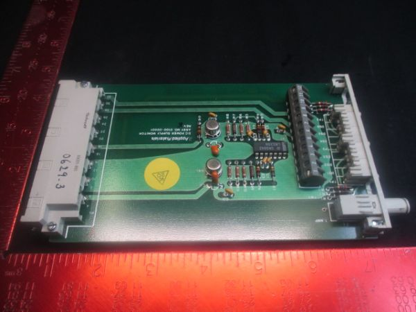 Applied Materials (AMAT) 0100-00001   PCB, DC POWER SUPPLY MONITOR