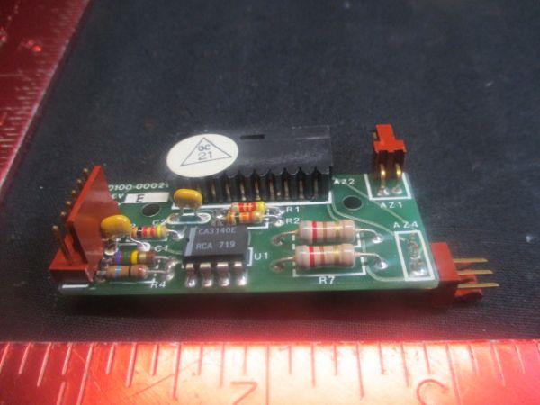 Applied Materials (AMAT) 0100-00027   PCB, GRIPPER