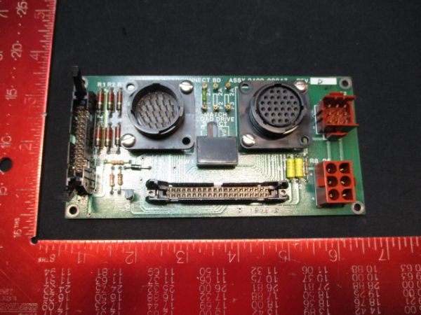 Applied Materials (AMAT) 0100-09017   PCB, Chamber Interconnect Board