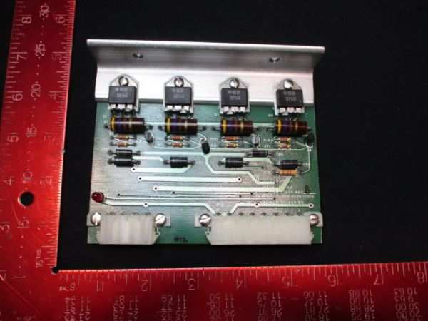 Applied Materials (AMAT) 0100-11015   PCB, Power Driver Board