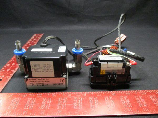 Applied Materials (AMAT) 0190-01850   FLOW SENSOR