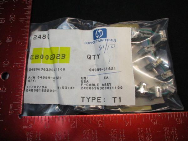 HEWLETT PACKARD (HP) 04089-61621 ASSY, F-CABLE