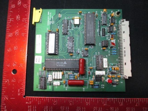 THERMALOGIC CORP 121-336 TEMPERATURE CONTROLLER BOARD