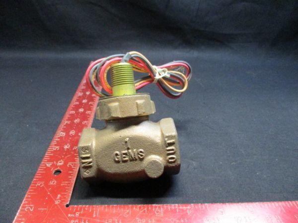 "Applied Materials (AMAT) 1270-01413   SWITCH FLOW 1.0 6PM NO BRONZE 1"" FNPT"