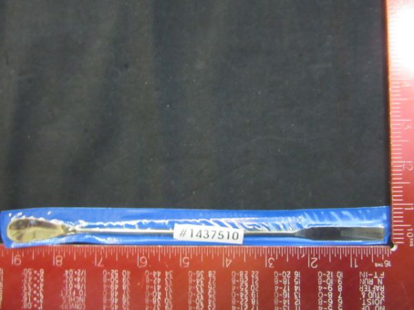 THERMO FISHER SCIENTIFIC 14-375-10 FISHERBRAND SPOONULA LAB SPOON TOOL 6 pack