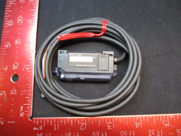 Applied Materials (AMAT) 1400-01197   SNSR AMP FIBER OPTIC 12-BIT PROCESSOR