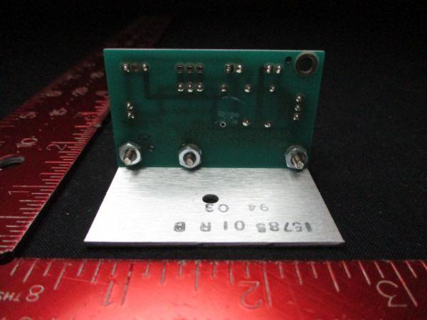 BRANSON-IPC 15445-01 BOARD PWA VOLTAGE V6-6