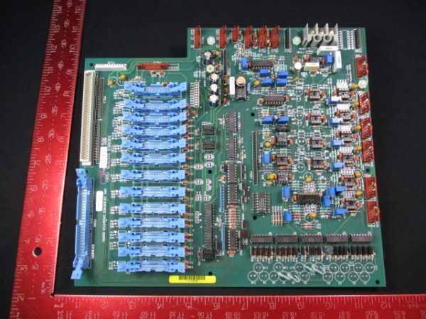 SPTS 161450-005 PCB, GAS INTERFACE DAUGHTER