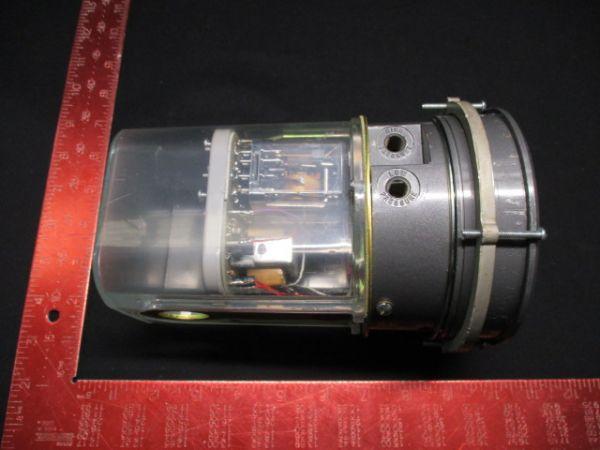 DWYER INSTRUMENTS 3000-50MM GAUGE, PHOTOHELIC CIRCUIT HH-117 VAC