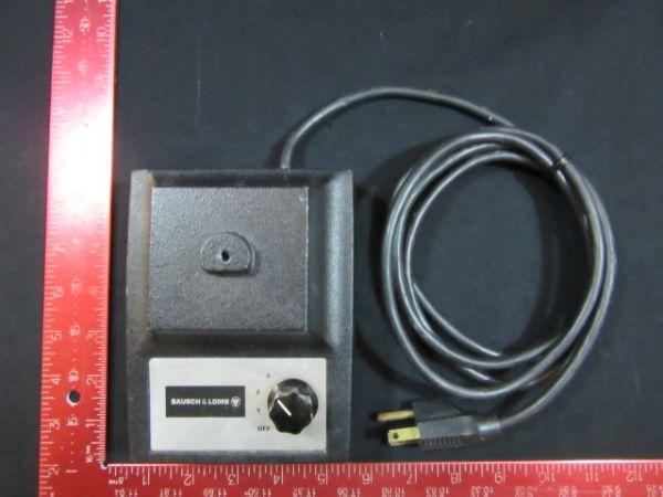 BAUSCH & LOMB 31-35-28 TRANSFORMER 120 V 50/60 Hz 25 WATTS