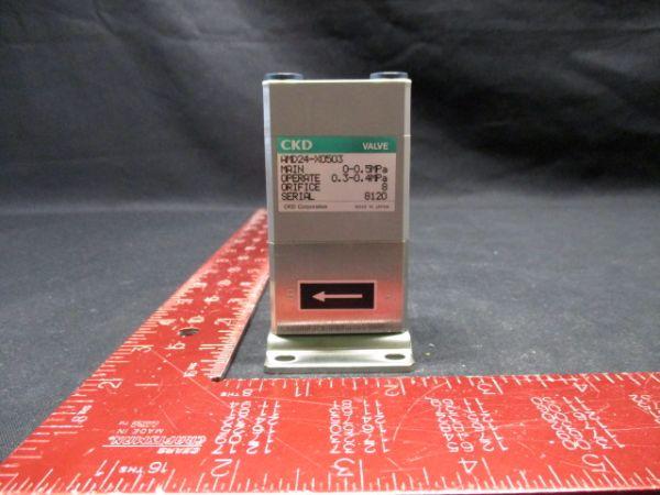 DAI NIPPON SCREEN (DNS) 5-39-01903 CKD CORPORATION AMD24-x0503 AIR VALVE