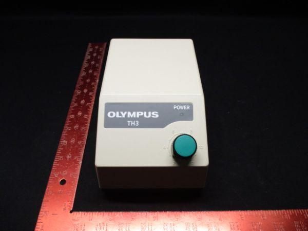 OLYMPUS 5-LM226 TH3-100 HALOGEN POWER SUPPLY 100-120V 50-60Hz 2.5A