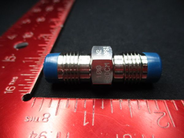MOTT CORP 5003330H Restrictor, Flow, 30Psi, 100Sccm