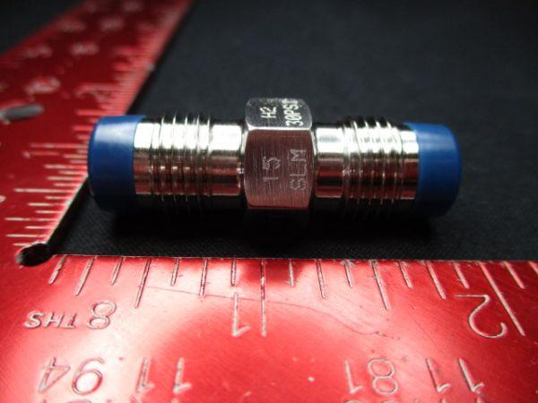 MOTT CORP 501076H10RA Flow Restrictor, 15 SLM, H2 30PSI