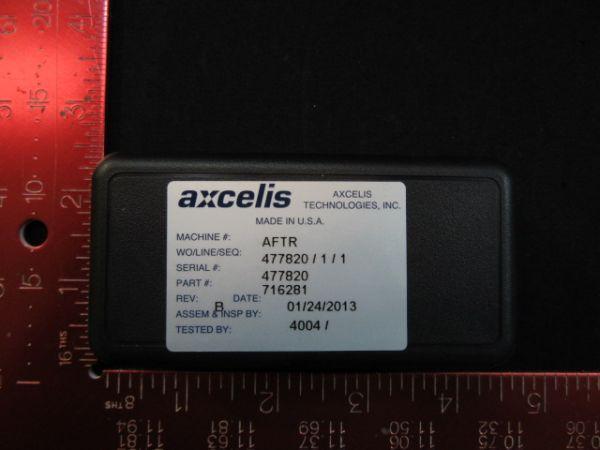 AXCELIS 716281   New FUSE KIT