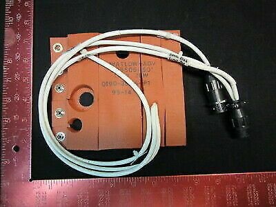 Applied Materials (AMAT) 0190-35186   ASSY, HTR,SPOOL EXHAUST 1 WPI, NITRIDE