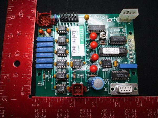 GASONICS-IPC A90-029-03   PCB LL LIFT LOGIC 8''