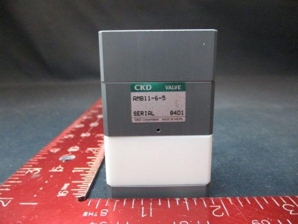 CKD CORPORATION AMB11-6-5 VALVE SEMIX FAC. SOLVENT V16-2
