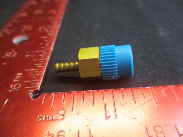 Swagelok B-2-HC-1-2 BRASS HOSE CONNECTOR, 1/8 in. MALE