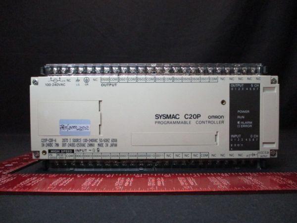 Omron C20P-CDR-A CONTROLLER, PROGRAMMABLE