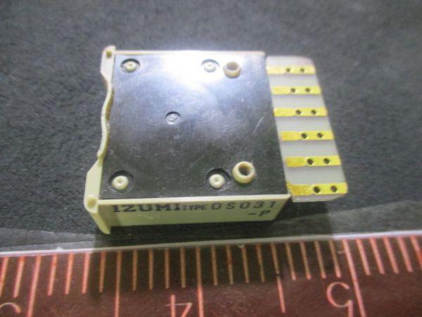 IDEC IZUMI CORP DS031-P SWITCH, DIGIT