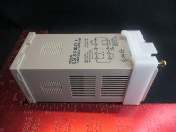 Omron E5CS-R1KJX-F MULTI RANGE, 100 TO 240 VAC, FREQ. 50/60 Hz