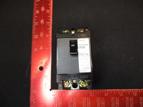 FUJI ELECTRIC EA32 CIRCUIT, BREAKER 41-14295 AC22