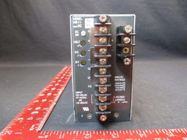 TDK-LAMBDA-PHYSIK-NEMIC HR-11-24 SUPPLY, POWER 5.0A