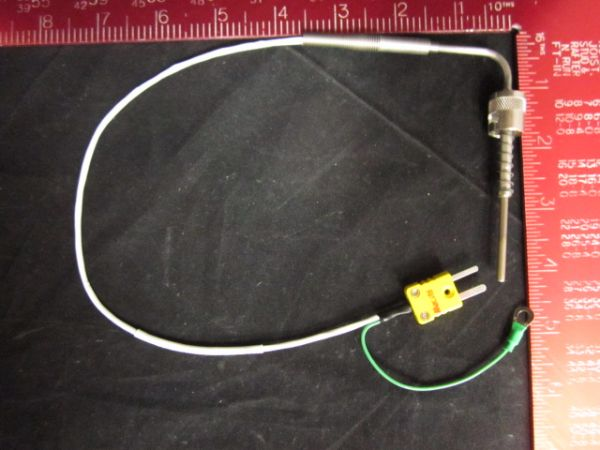 Applied Materials AMAT 0190-40053 Thermocouple SST-Roof Top